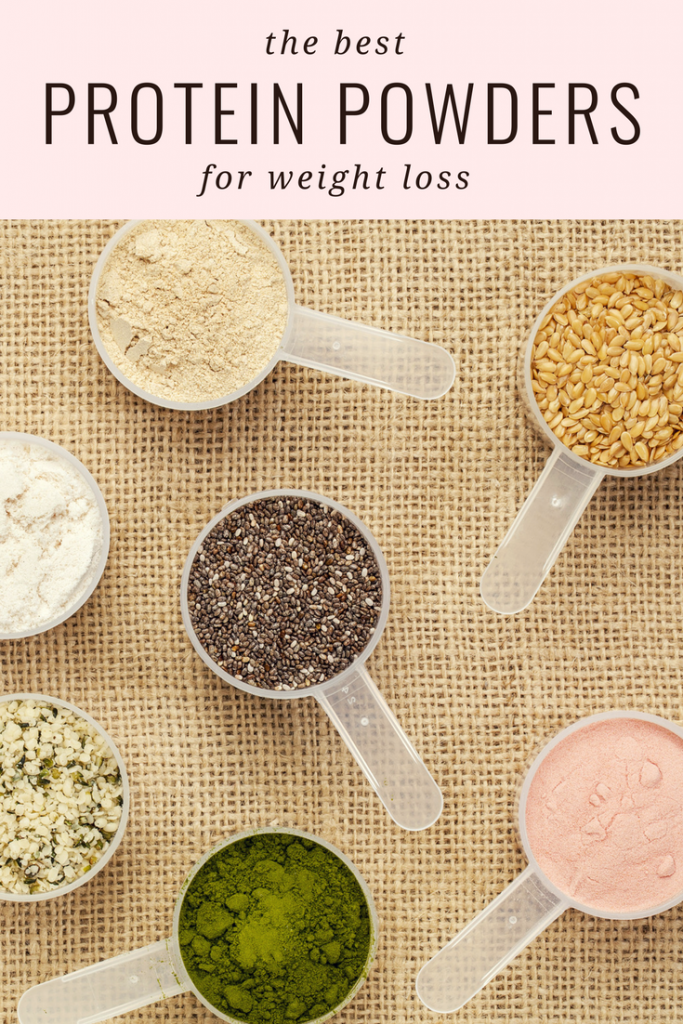 The Best Protein Powder For Weight Loss And Recovery