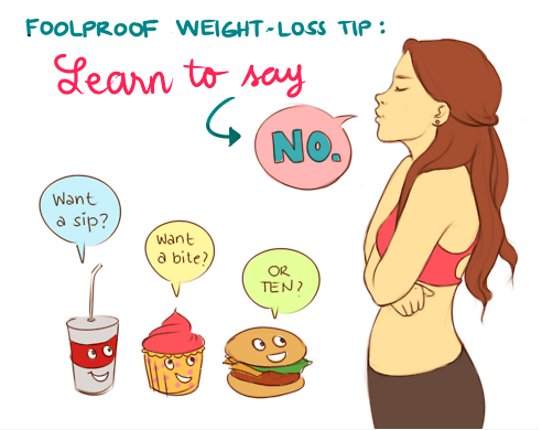 How can u lose weight fast