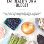 Eating Healthy on a Budget Christina Carlyle