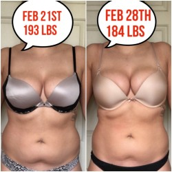Danielle Reset Cleanse Results
