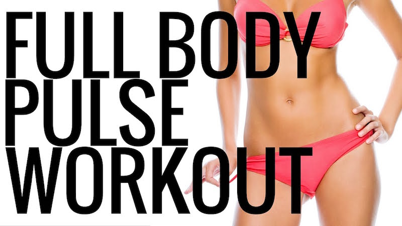 Full Body Workout Routine with Weights
