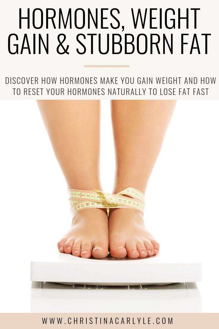 Hormones and Weight Gain Christina Carlyle