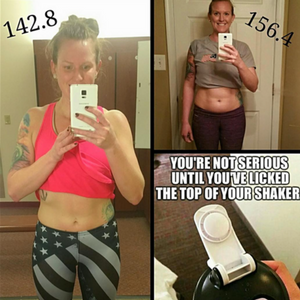 Total Transformation Challenge Amy - Christina Carlyle