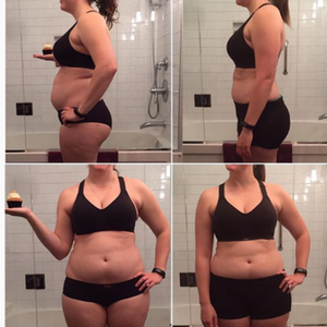 Total Transformation Challenge - Christina Carlyle - Jenn