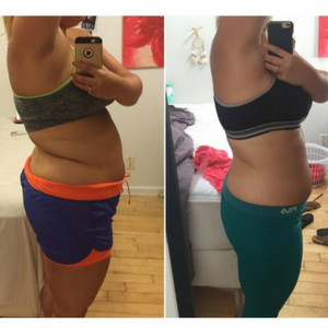 Total Transformation Challenge - Christina Carlyle