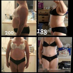 Total Transformation - Christina Carlyle Challenge
