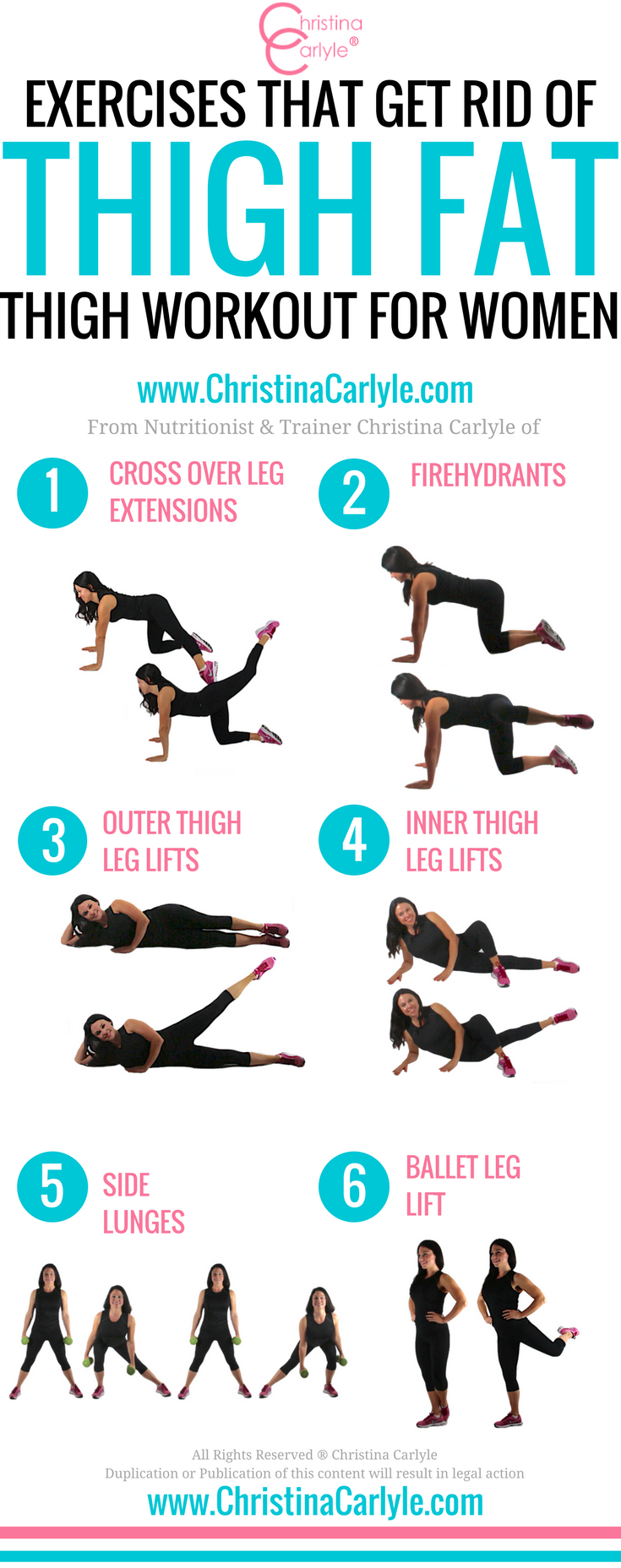 Exercises To Get Rid Of Leg Fat 22
