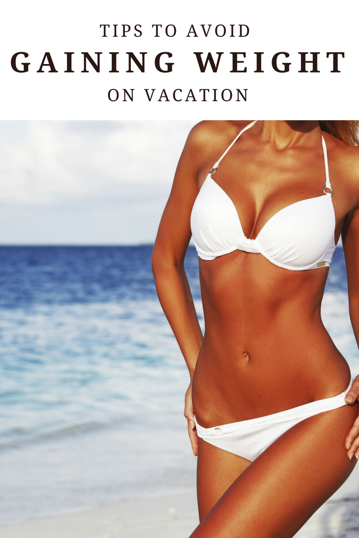 Tips to avoid gaining weight when you go on vacation. https://christinacarlyle.com/how-to-avoid-gaining-weight-on-vacation/