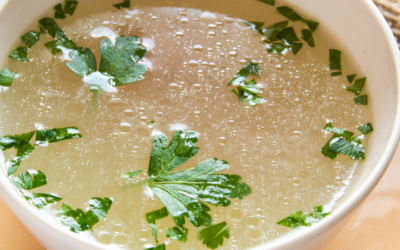 Quick, Easy, and Healthy Bone Broth Recipe for Leaky Gut and Anti-Aging