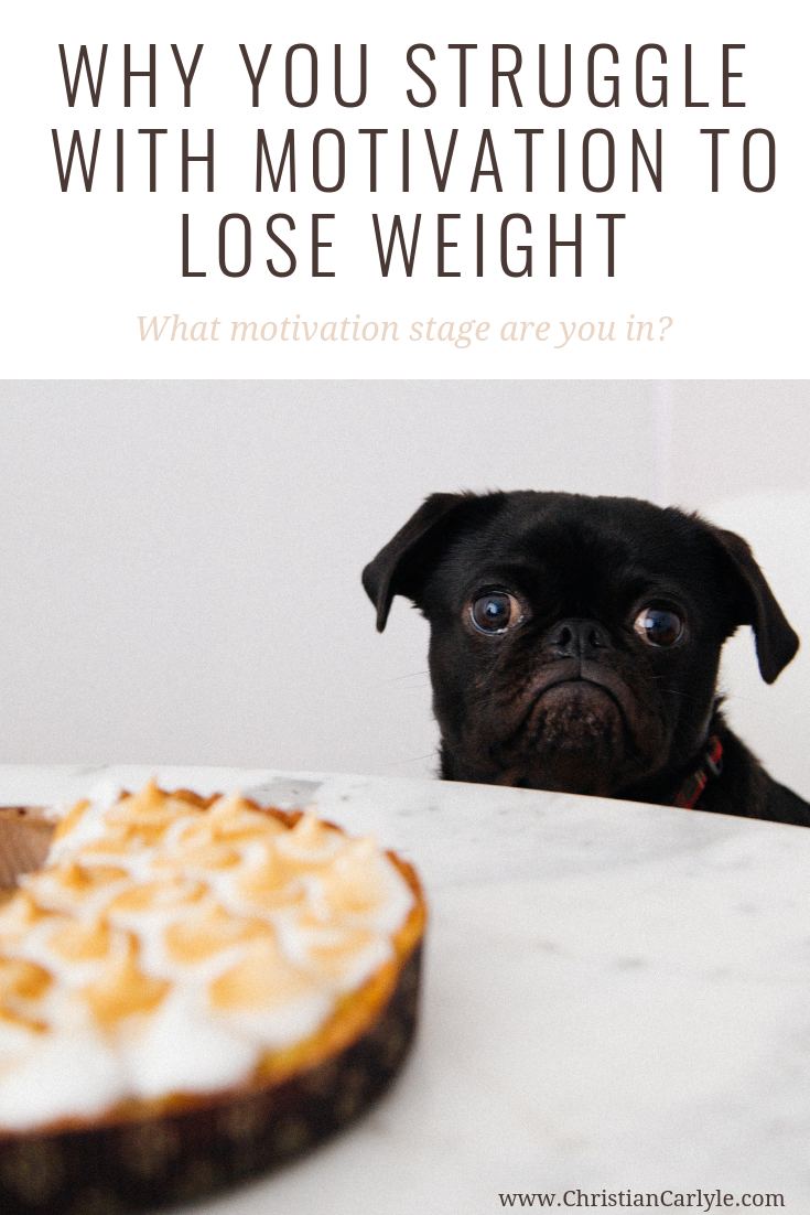 How to get Motivated to Lose Weight Christina Carlyle